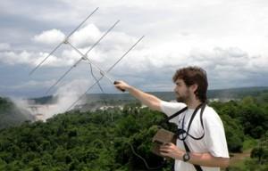 Carlos De Angelo - Colaboración con el monitoreo de yaguareté