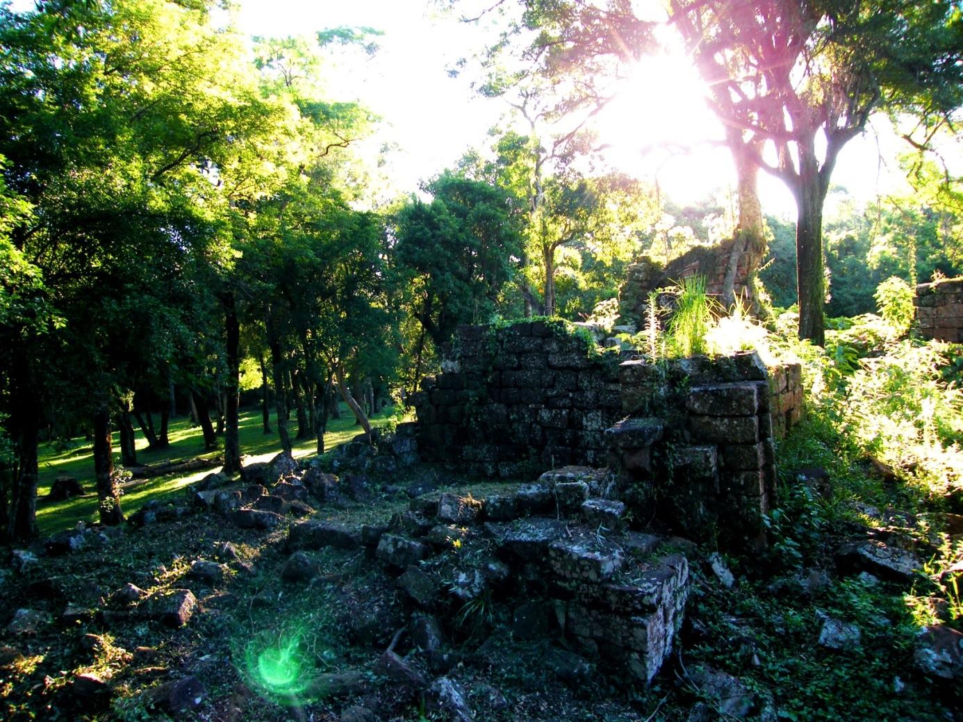 Reducción Jesuítica Guaraní - Sta. Ana